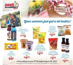Dan's Supermarket deals in the Dan's Supermarket catalog ( 24 days left)