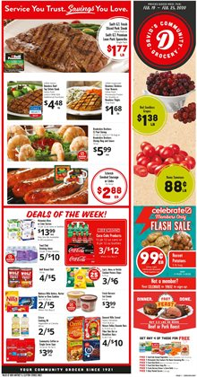 David's Supermarkets catalogue ( Expires tomorrow )