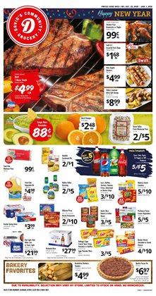 David's Supermarkets catalogue ( Expired )