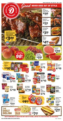 Grocery & Drug deals in the David's Supermarkets catalog ( 1 day ago)