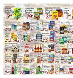 Popcorn deals in the DeCicco & Sons weekly ad in New York