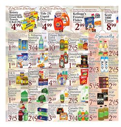 Matches deals in the DeCicco & Sons weekly ad in New York