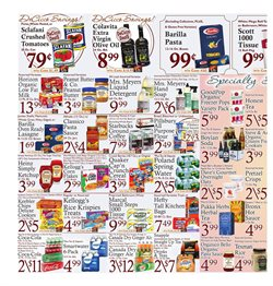 Pillsbury deals in the DeCicco & Sons weekly ad in New York