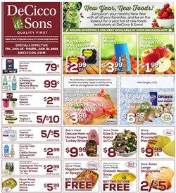 Apples deals in DeCicco & Sons