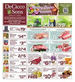 DeCicco & Sons catalogue ( Expired )