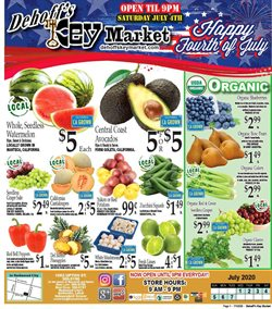 Dehoff's Key Markets catalogue ( Expires tomorrow )