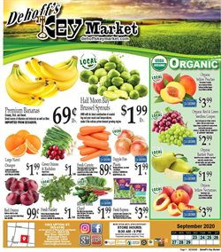 Dehoff's Key Markets catalogue ( Published today )