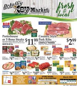 Dehoff's Key Markets catalogue ( Expires tomorrow )
