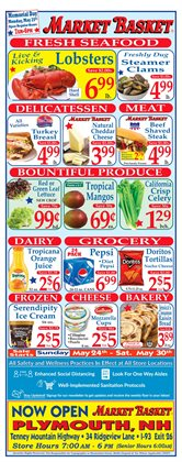 Grocery & Drug offers in the DeMoulas Market Basket catalogue in North Dartmouth MA ( 2 days left )