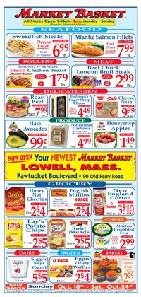 Grocery & Drug offers in the DeMoulas Market Basket catalogue in Cambridge MA ( 2 days left )