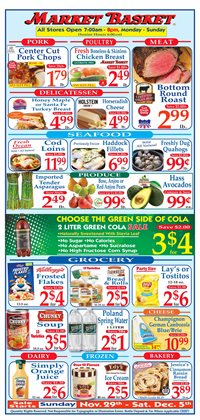 Grocery & Drug offers in the DeMoulas Market Basket catalogue in Boston MA ( Expires tomorrow )