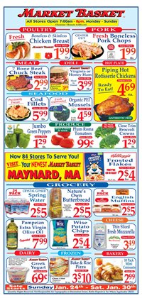 Grocery & Drug offers in the DeMoulas Market Basket catalogue in Brockton MA ( 2 days ago )