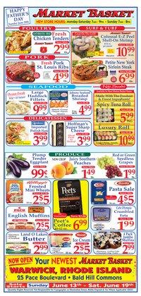 DeMoulas Market Basket deals in the DeMoulas Market Basket catalog ( 3 days left)