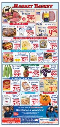 Grocery & Drug deals in the DeMoulas Market Basket catalog ( Published today)
