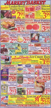 DeMoulas Market Basket deals in the Worcester MA weekly ad
