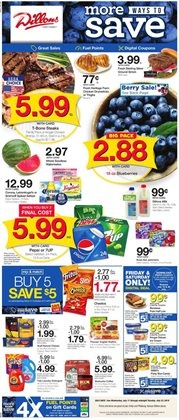 Dillons deals in the Springfield MO weekly ad