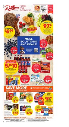 Grocery & Drug offers in the Dillons catalogue in Joplin MO ( 1 day ago )