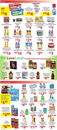 Cleaners deals in the Econofoods weekly ad in Minneapolis MN