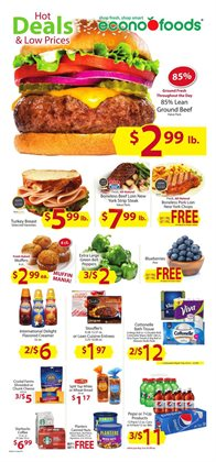 Econofoods deals in the Saint Paul MN weekly ad
