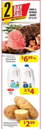 Econofoods deals in the Northfield MN weekly ad