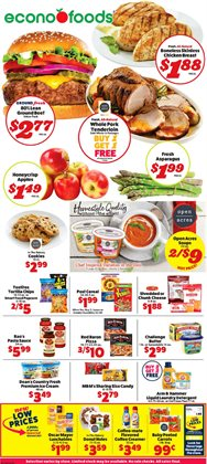 Econofoods catalogue ( Published today )