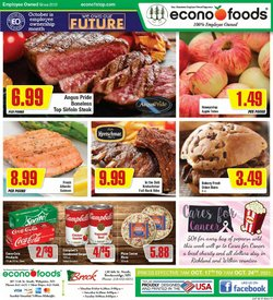 Econofoods deals in the Econofoods catalog ( Published today)