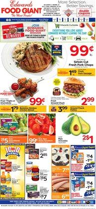 Edwards Food Giant catalogue ( Expired )