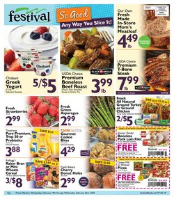 Festival Foods catalogue ( Expires today )