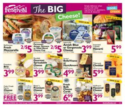 Grocery & Drug offers in the Festival Foods catalogue in Dallas TX ( 1 day ago )