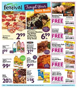 Festival Foods deals in the Green Bay WI weekly ad