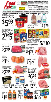 FoodFair deals in the Huntington WV weekly ad