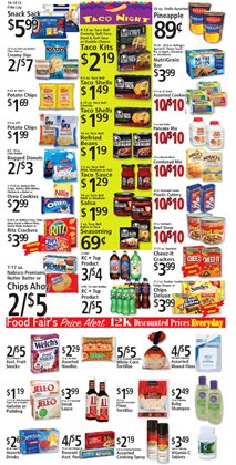 Shampoo deals in the FoodFair weekly ad in Charleston WV