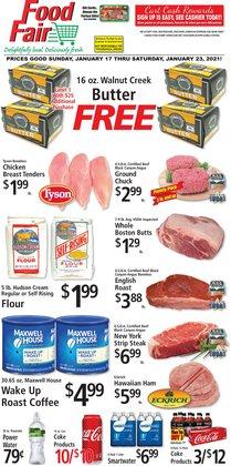 FoodFair catalogue ( 3 days ago )