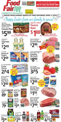 FoodFair catalogue ( Expired )