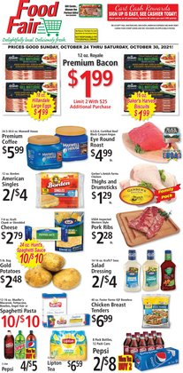 FoodFair deals in the FoodFair catalog ( 1 day ago)
