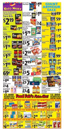 Oil deals in the FoodFair weekly ad in Houston TX