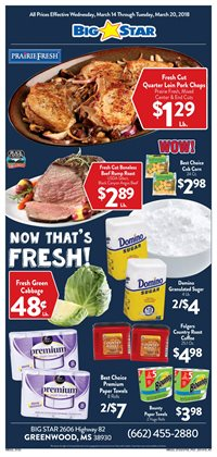 Food Giant deals in the Greenwood MS weekly ad