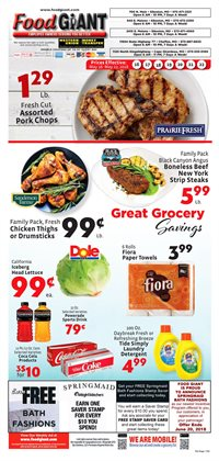 Food Giant deals in the Sikeston MO weekly ad