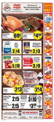 Food Giant deals in the Moss Point MS weekly ad