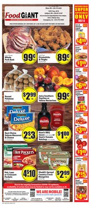 Food Giant catalogue in Diberville MS ( 3 days left )