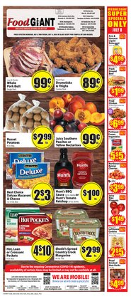Food Giant catalogue ( 2 days ago )