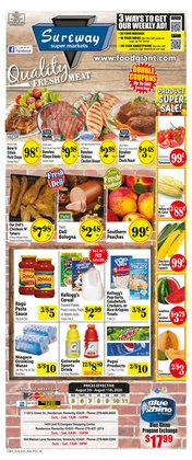 Food Giant catalogue ( Expires today )