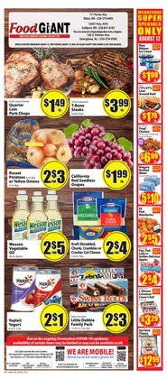 Food Giant catalogue in Gulfport MS ( Published today )