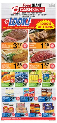 Food Giant catalogue in Nashville TN ( Published today )