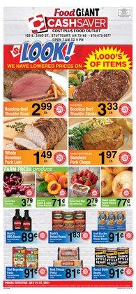 Food Giant catalog ( 3 days left)