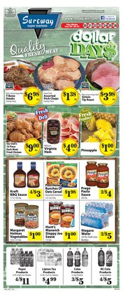 Grocery & Drug deals in the Food Giant catalog ( 2 days left)