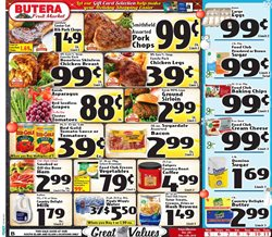 Butera deals in the Elgin IL weekly ad