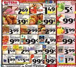 Butera deals in the Highland Park IL weekly ad