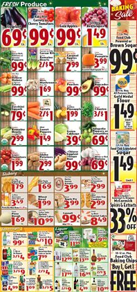 Butera deals in the South Elgin IL weekly ad