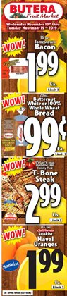 Butera deals in the Chicago IL weekly ad